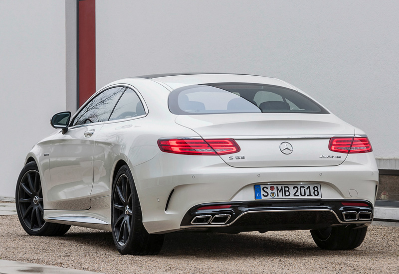 2014 Mercedes-Benz S 63 AMG Coupe 4Matic (C217)