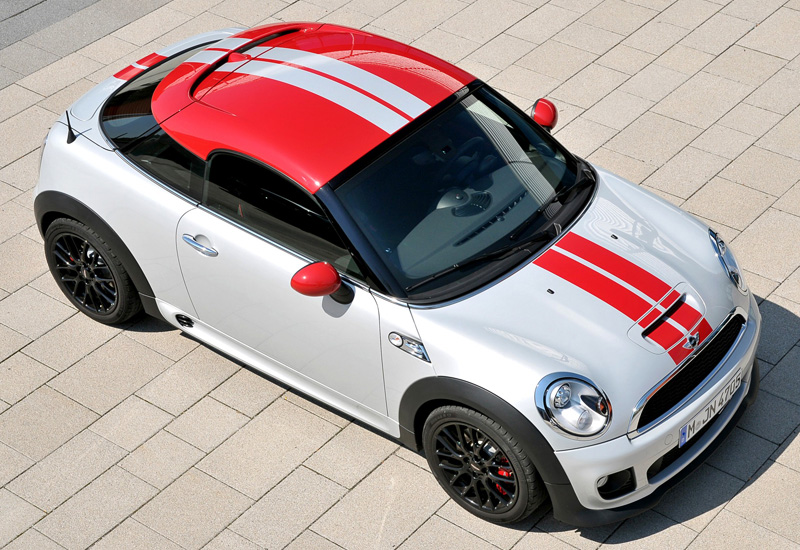 2011 Mini Cooper Coupe John Cooper Works