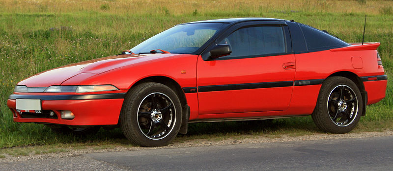 1990 Mitsubishi Eclipse GSX Turbo AWD (1G)