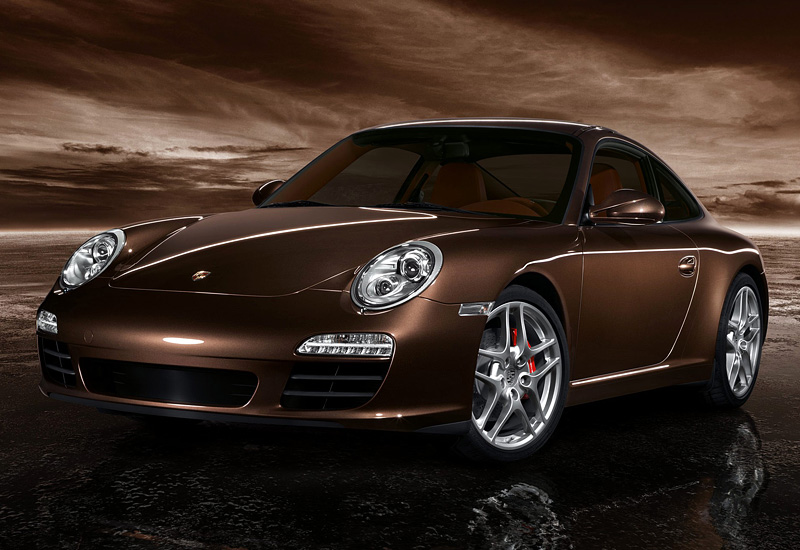2008 Porsche 911 Carrera S Coupe (997)