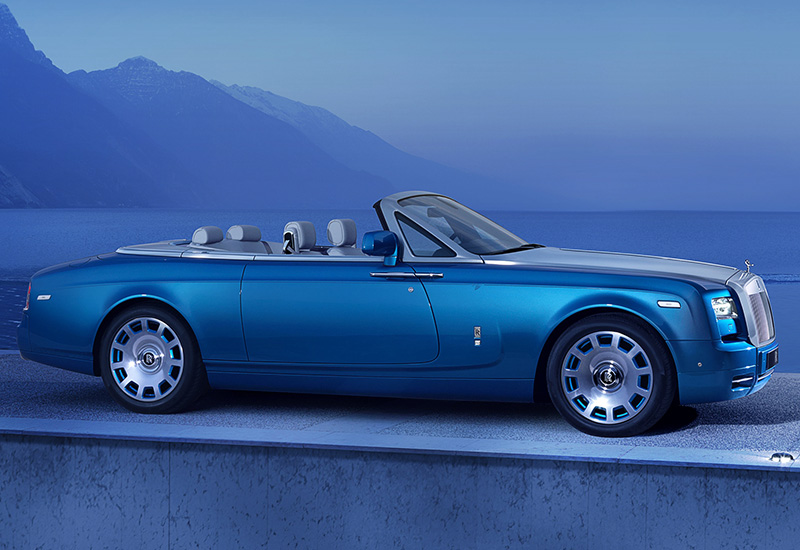 2013 Rolls-Royce Phantom Drophead Coupe Series II