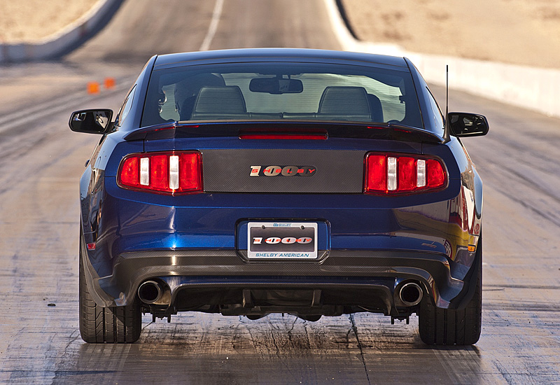 2012 Ford Mustang Shelby 1000