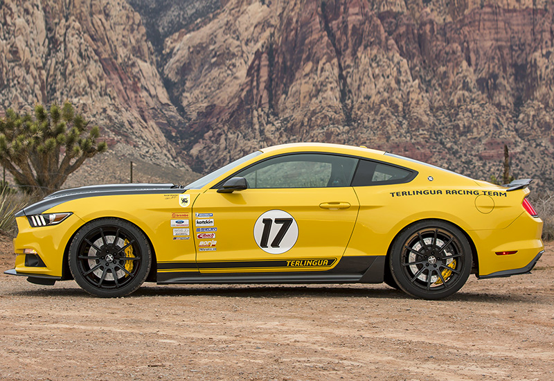 2017 Ford Mustang Shelby Terlingua