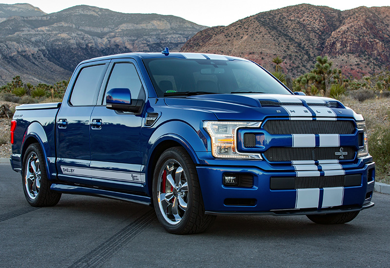 2018 Ford Shelby F-150 Super Snake