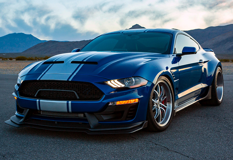 2019 Ford Mustang Shelby Super Snake Widebody ...