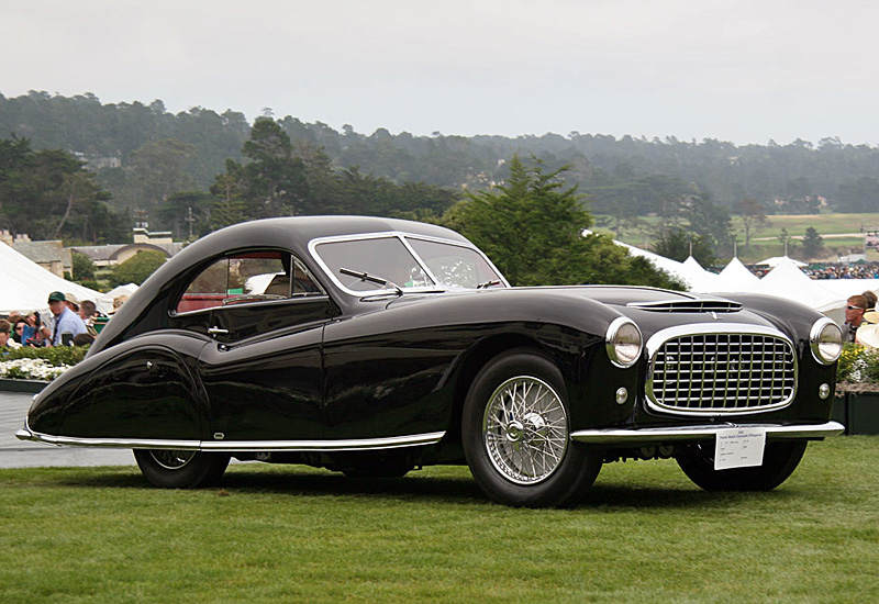 1947 Talbot-Lago T26 Grand Sport Coupe by Franay