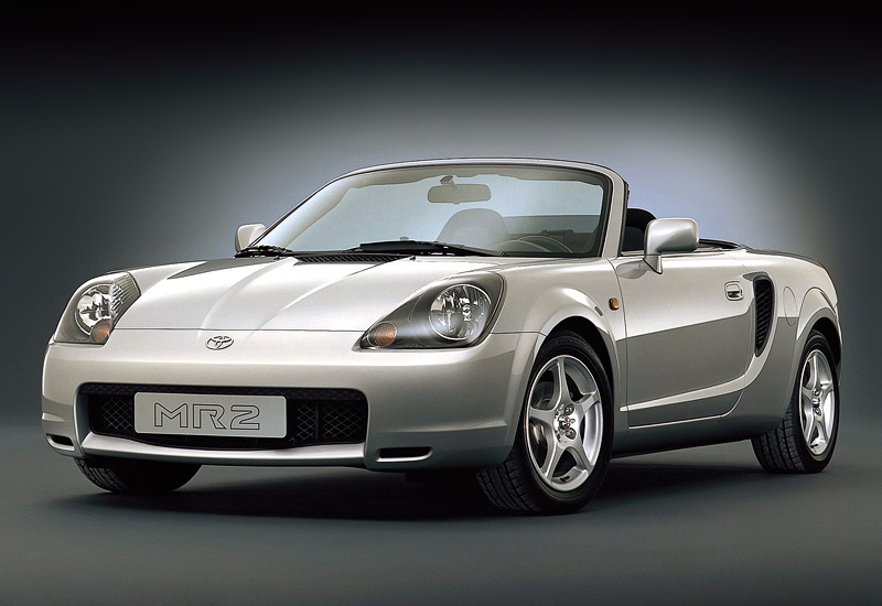 1999 Toyota MR2 Roadster (W30) generation III