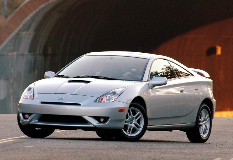 2002 Toyota Celica GT-S (ZZT-231) generation VII
