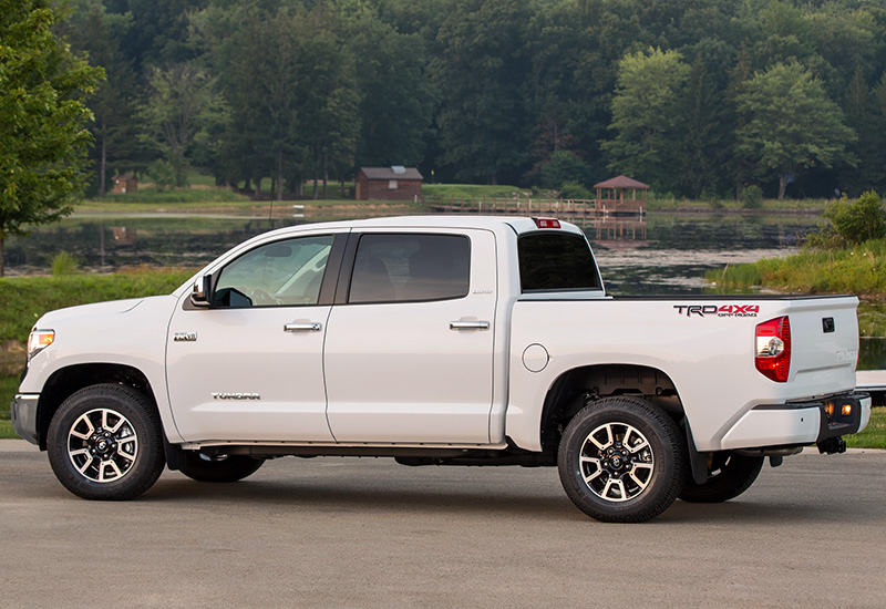 2014 Toyota Tundra Limited TRD Off-Road