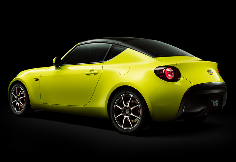2015 Toyota S-FR Concept