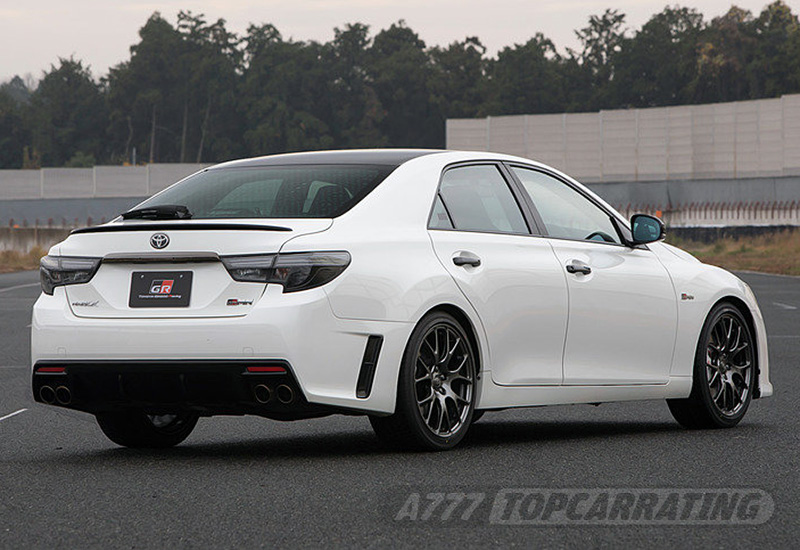 2019 Toyota Mark X GRMN
