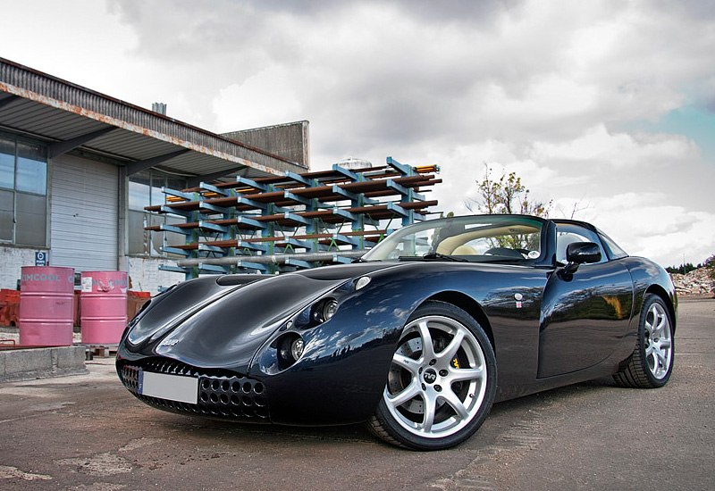 2002 TVR Tuscan S