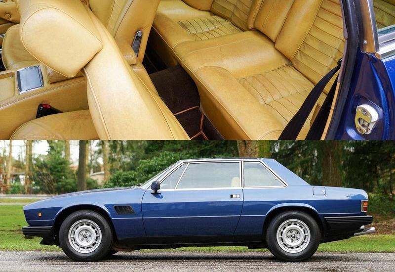 1979 Maserati Kyalami 4900 (AM129) - характеристики, фото ...