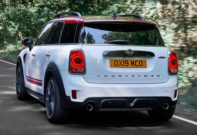 2020 Mini John Cooper Works Countryman ALL4 (F60)