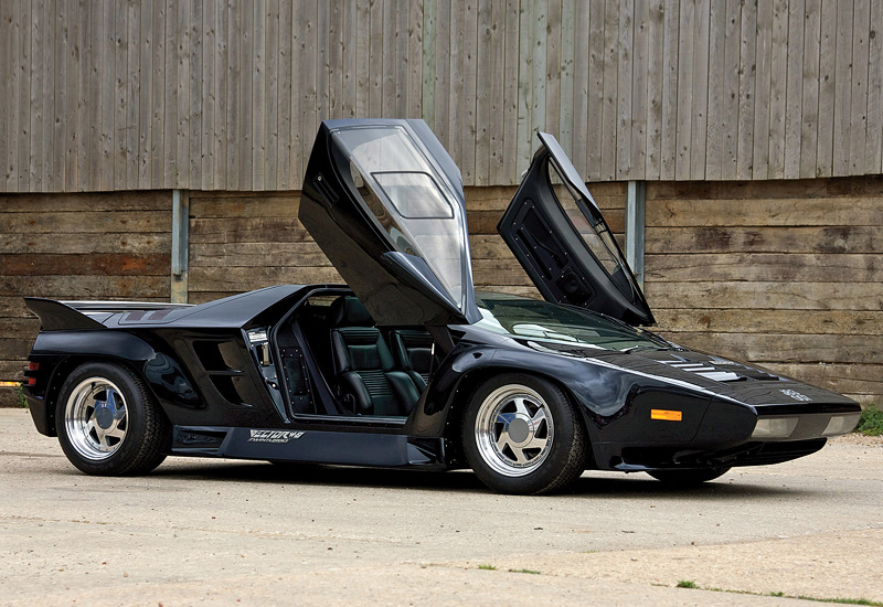 1989 Vector W8 Twin Turbo