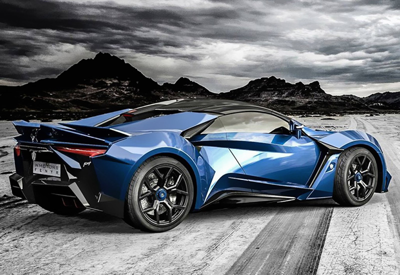 2015 W Motors Fenyr SuperSport