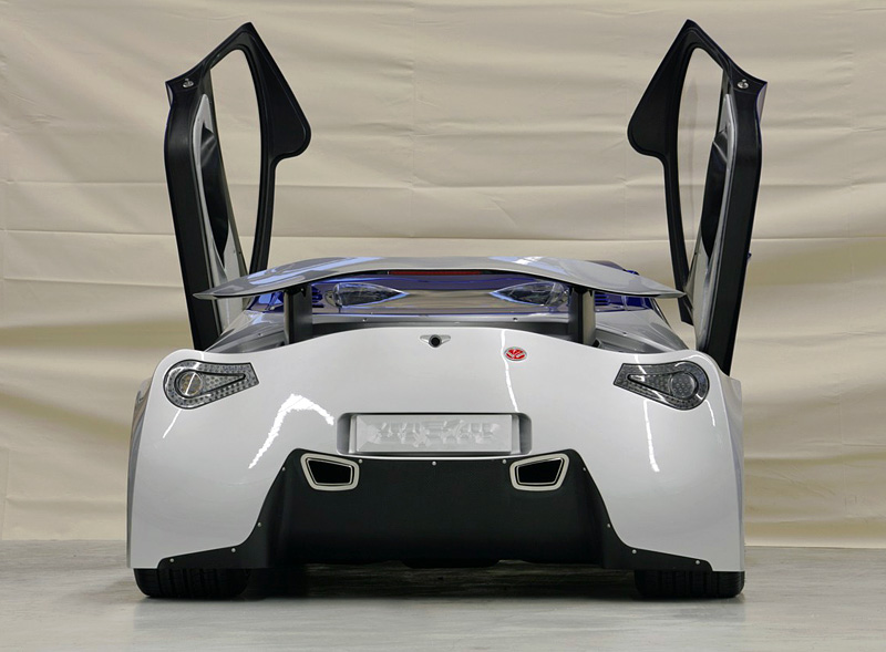 2008 Weber Sportscars Faster One (F1)