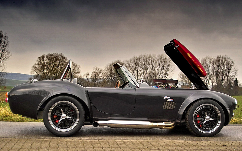 2006 AC Cobra Weineck 780 cui Limited Edition
