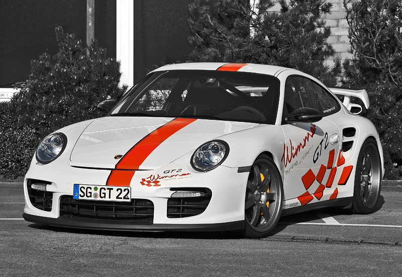 2009 Porsche 911 GT2 Wimmer RS GT2 Speed Biturbo