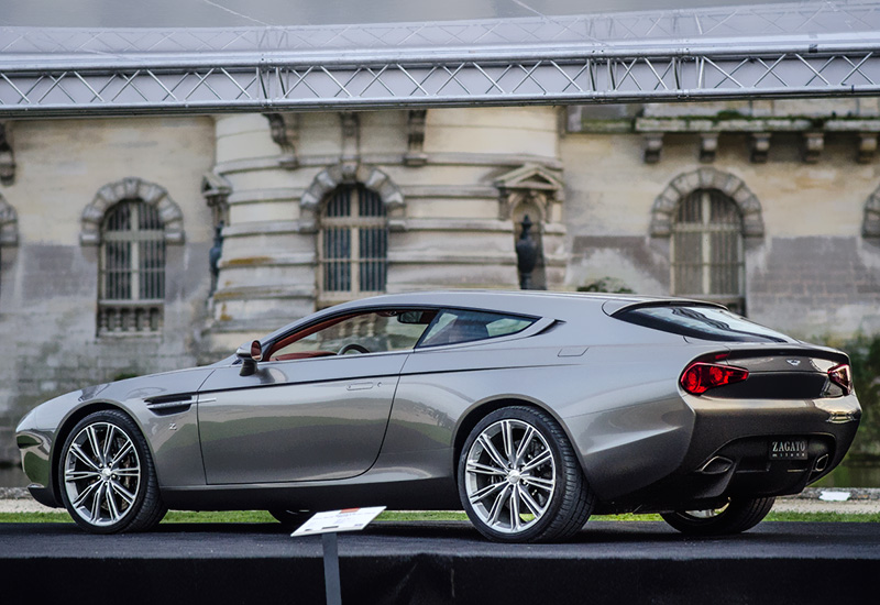 2014 Aston Martin Virage Shooting Brake Zagato Centennial